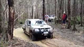 4WD Compilation 4X4 Offroad Australia (The Year That Was 2013)