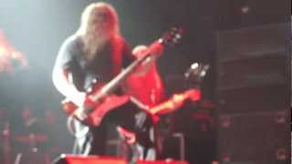 Obituary - Slowly We Rot live Bogota Metal Fest - 2012
