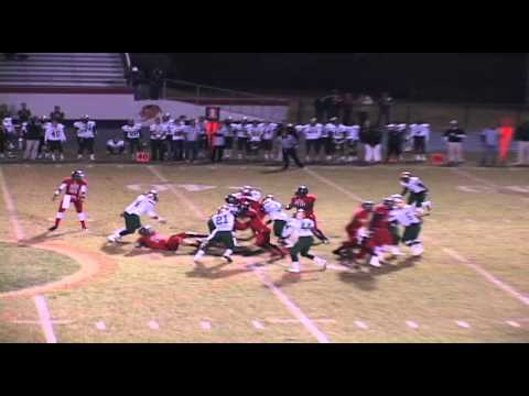 MATT LEWIS - #30 - DL - Trinity Catholic High School -  Ocala, Florida - 03/23/2013