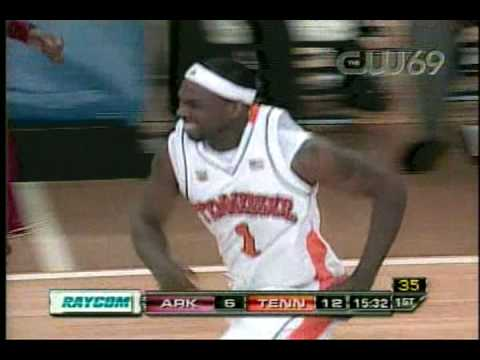 2008-09 Tennessee Volunteers basketball Video