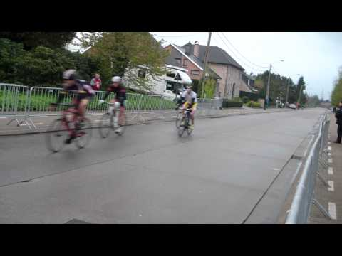 Wedstrijd te Beveren (24/04/2012) (B - categorie) (WAOD) (NGMT Cycling Team)