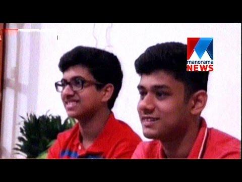 Malayali Boys create record in playing video game | Manorama News