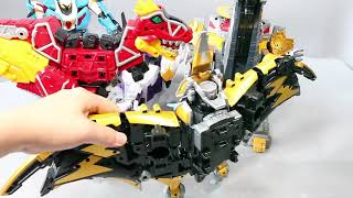 또봇 다이노포스 파워레인저 다이노포스 가브티라외 또봇 장난감 티라노킹 수전 전대 쿄류쟈 Toys Zyuden Sentai Kyoryuger power ranger