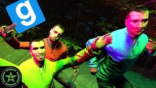 Rooftop Dance Party - Gmod Gune - Murder | Let's Play