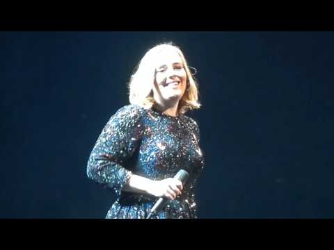 Adele Rolling In The Deep Dublin March 4 Ireland 3Arena