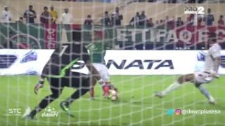 هدف الاتفاق الثالث ضد الفيصلي (يوسف السالم) في الجولة 10 من دوري جميل