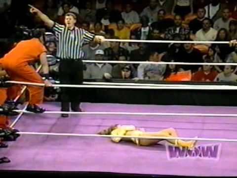 Women Of Wrestling - Episode 8: Part 4 - Caged Heat Vs Asian Invasion video
