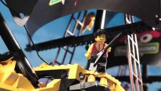 "LEGO Pirates Music Video Trash Monsters ""Song of Reckoning"""