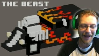 Smashy Road: Wanted | THE BEAST!!!!! | New Legendary