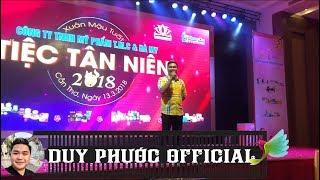 SỐNG CHẾT CÓ NHAU REMIX LIVE Duy Phước Chương trình TÂN NIÊN Cty TNHH T M C & HÀ MY