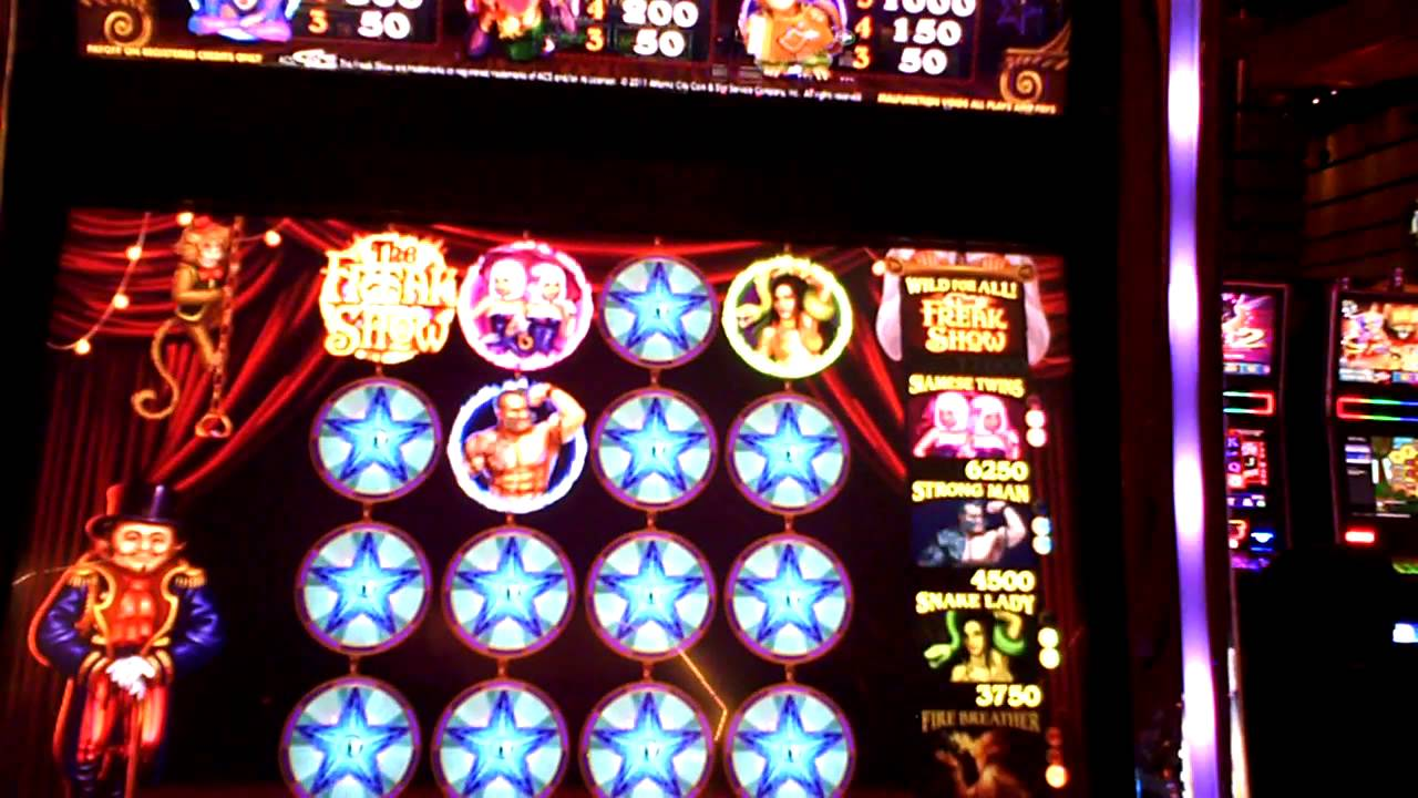 casino freak