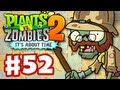 Plants vs. Zombies 2: It's About Time - Gameplay Walkthrough Part 52 - Pyramid of Doom (iOS)