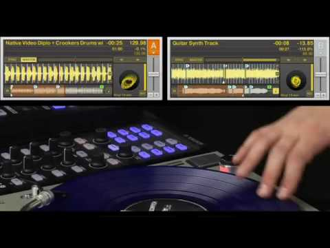 DJ Rafik performs with TRAKTOR KONTROL X1 & MASCHINE PT 3