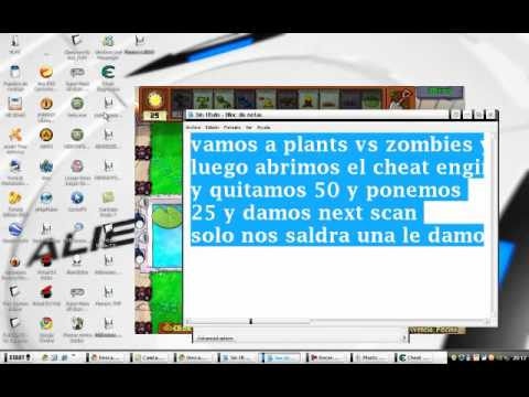 trucos de plantas vs zombies tener soles infinitos y carga instantanea en las plantas