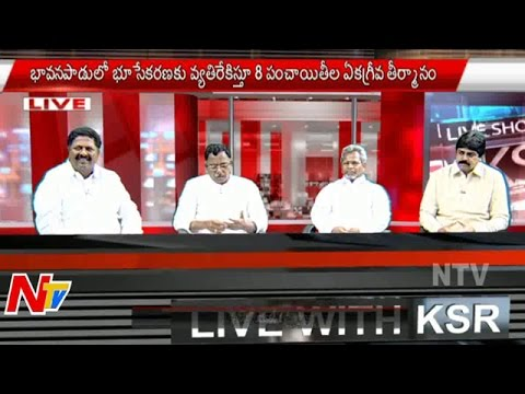 Chandrababu Naidu Controversial Comments On Agriculture Farming | KSR Live Show | Part 2