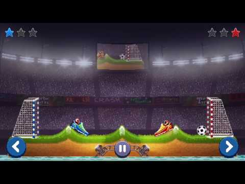 Drive Ahead! Replay: Soccer #1