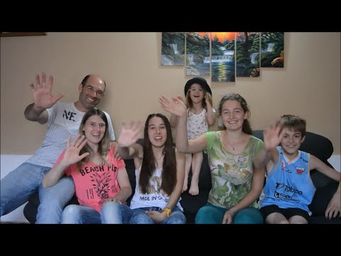 Meet my host-family- Day 94 of Living in Argentina