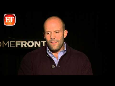 Jason Statham talks Fast & Furious 7 and The Expendables 3