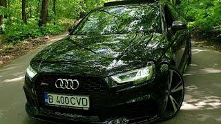 Review - Audi RS3