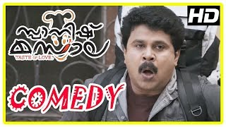 Spanish Masala Movie Scenes | Title Credits | Dileep loses the address and gets stranded in Madrid