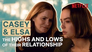 Casey's Rocky Relationship With Her Mum Elsa I Atypical