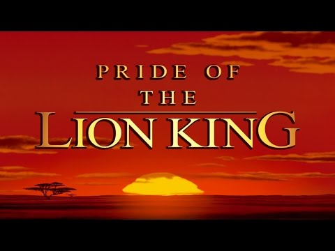 Pride Of The Lion King | Behind The Scenes Documentary (Making Of)