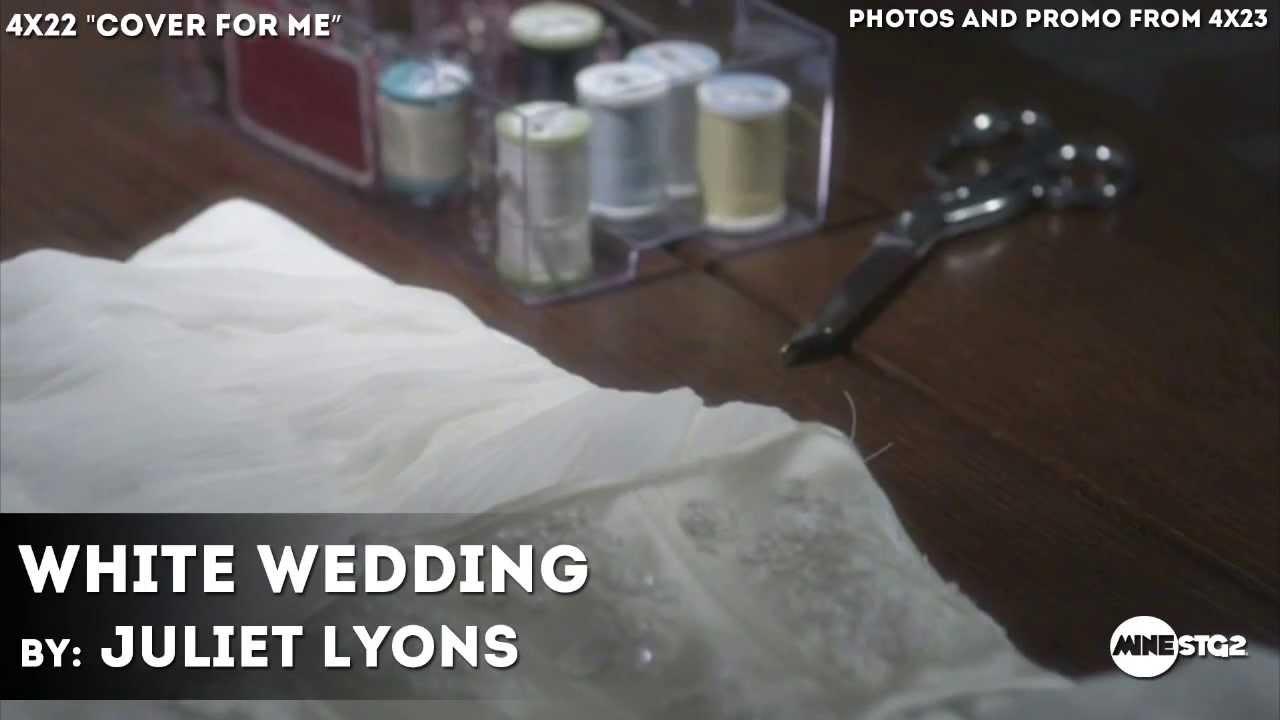 PLL 4x22 Music White Wedding Juliet Lyons