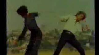 The funniest movie fight scene EVER! - HILARIOUS!
