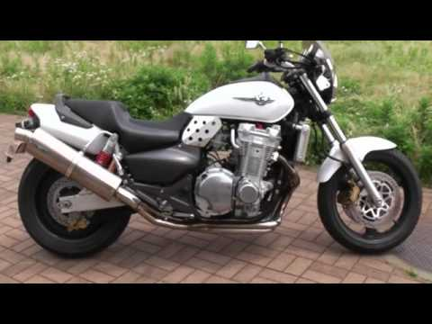 Honda x4 Spec Honda x4 Type ld