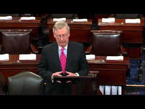 Pressure Mounts on Senate Democrats to End Their Filibuster of Anti Slavery Legislation