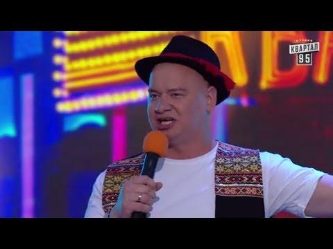 Полный угар! Дмитрий Монатик в гостях у срэпского телевидения - Порвали зал в клочья