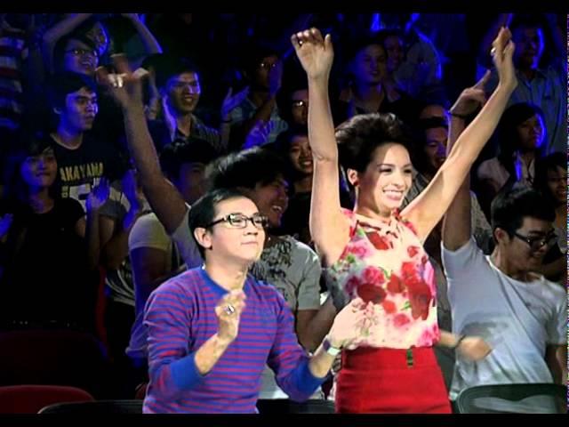 [25/49] Nguyễn Phương Anh - Hát đơn - Vietnam's Got Talent 2011