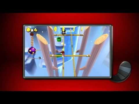 Super Mario 3D - E3 2011 Trailer