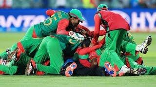 BANGLADESH VS ENGLAND 2015 WORLD CUP MATCH REVIEW