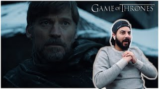 "Game of Thrones REACTION | 8x1 ""Winterfell"" - Part 2"