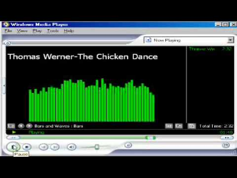 Werner Thomas - The Chicken Dance