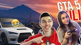 MESI VS GTA 5! 🤣💖 GTA 5 Online Veletek!