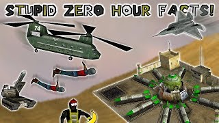 C&C Stupid Zero Hour Facts! [16]: Flying Rangers, Scud Storm Immunity and the 4th GLA Mission.