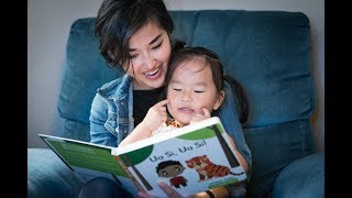 Our First Hmong Children's Board Book - Ua Si, Ua Si! (Play, Play!)
