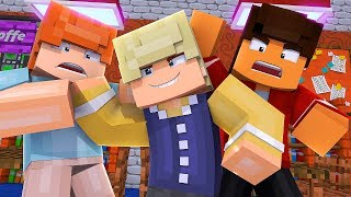 Minecraft School - The Bully | Sunnyside High Ep 1 (Minecraft Roleplay)