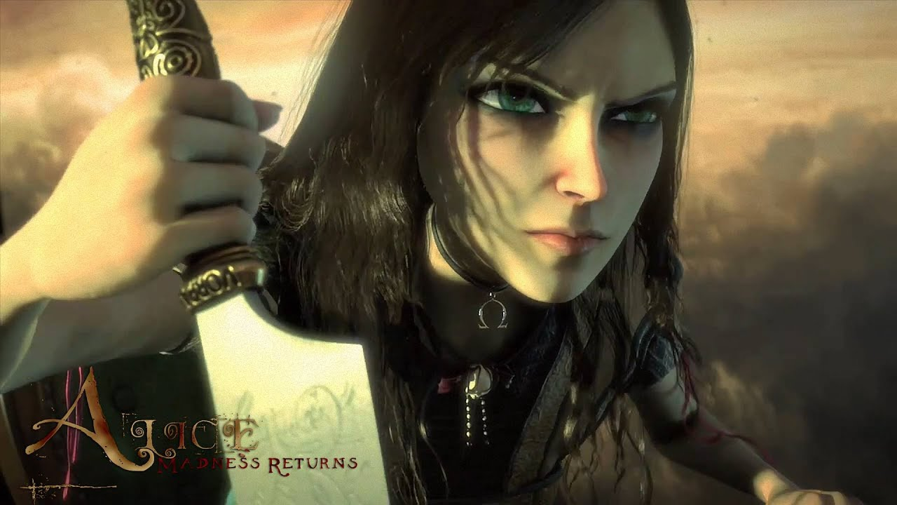 Alice madness returns прически