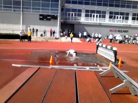 Steeplechase Fall