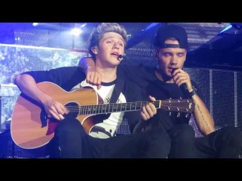 Little Things One Direction 25th September Adelaide Entertainment Centre, First Row video