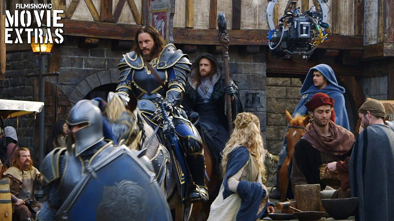 Warcraft 'Creating Warcraft' Featurette (2016)