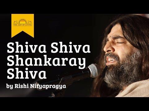 Shiva Shiva Shankaray Shiva-a famous bhajan by Rishi Nityapragya...