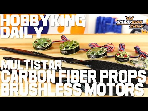 MultiStar Brushless Motors & High Efficiency Props - HobbyKing Daily