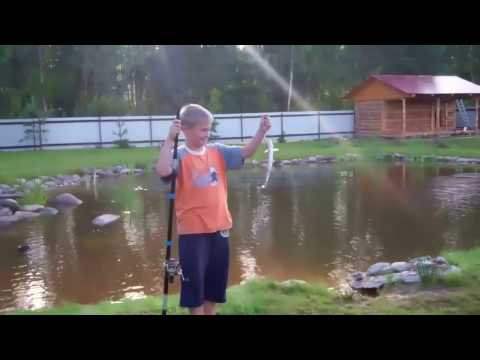 рыбалка на реке молокча малинники