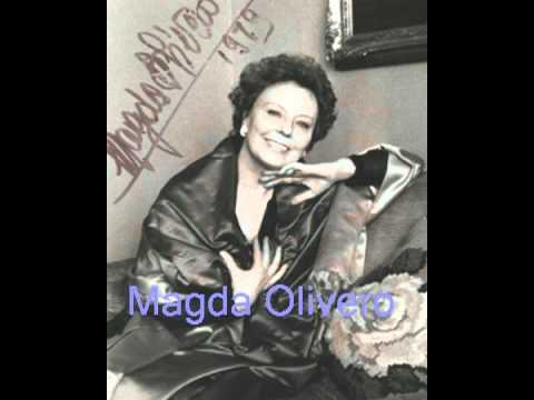 Magda Olivero – L'altra notte in fondo al mare, da ópera Mefistofele, de Boito