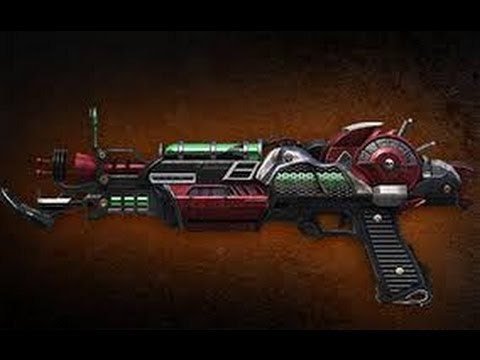 Black Ops 2 Ray Gun Mark 2 Pack a Punch Ray Gun Mark 2 Pack a
