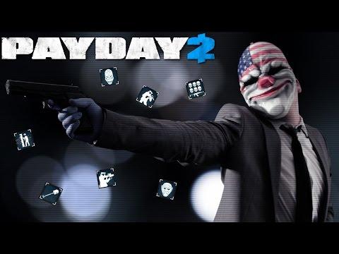 PayDay 2: Как получить редкие достижения